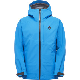 Black Diamond Recon Stretch Ski Shell Jacket Men bluebird
